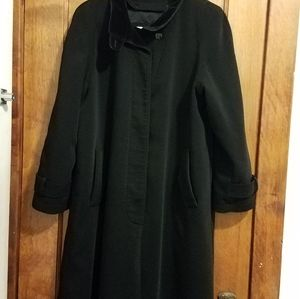 Women's Long Fall Season Trench Coat